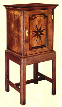Williamsburg Spice Cabinet